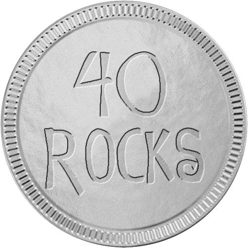 40 Rocks!