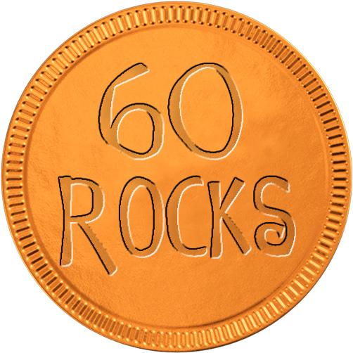 60 Rocks!