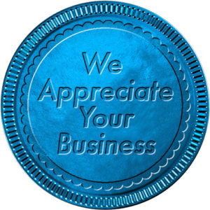 We Appreciate Your Business Business Archiv...